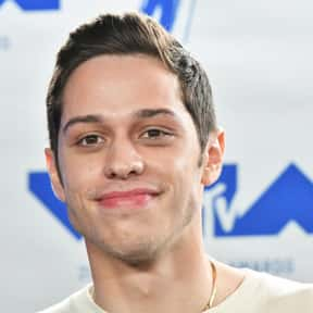 Pete Davidson is listed (or ranked) 14 on the list Famous People Named Peter