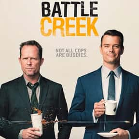 Battle Creek is listed (or ranked) 24 on the list The Best New TV Series of 2015