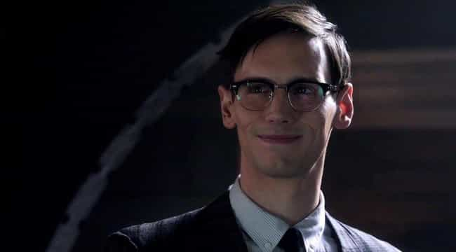Edward Nygma is listed (or ranked) 2 on the list The Best Characters On 'Gotham'
