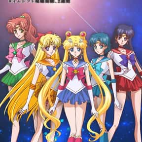 Sailor Moon Crystal is listed (or ranked) 16 on the list The Very Best Anime for Kids