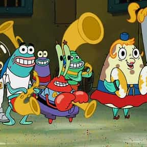Band Geeks is listed (or ranked) 1 on the list The Best 'SpongeBob SquarePants' Episodes