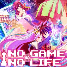 No Game No Life is listed (or ranked) 25 on the list The Best Anime on Crunchyroll