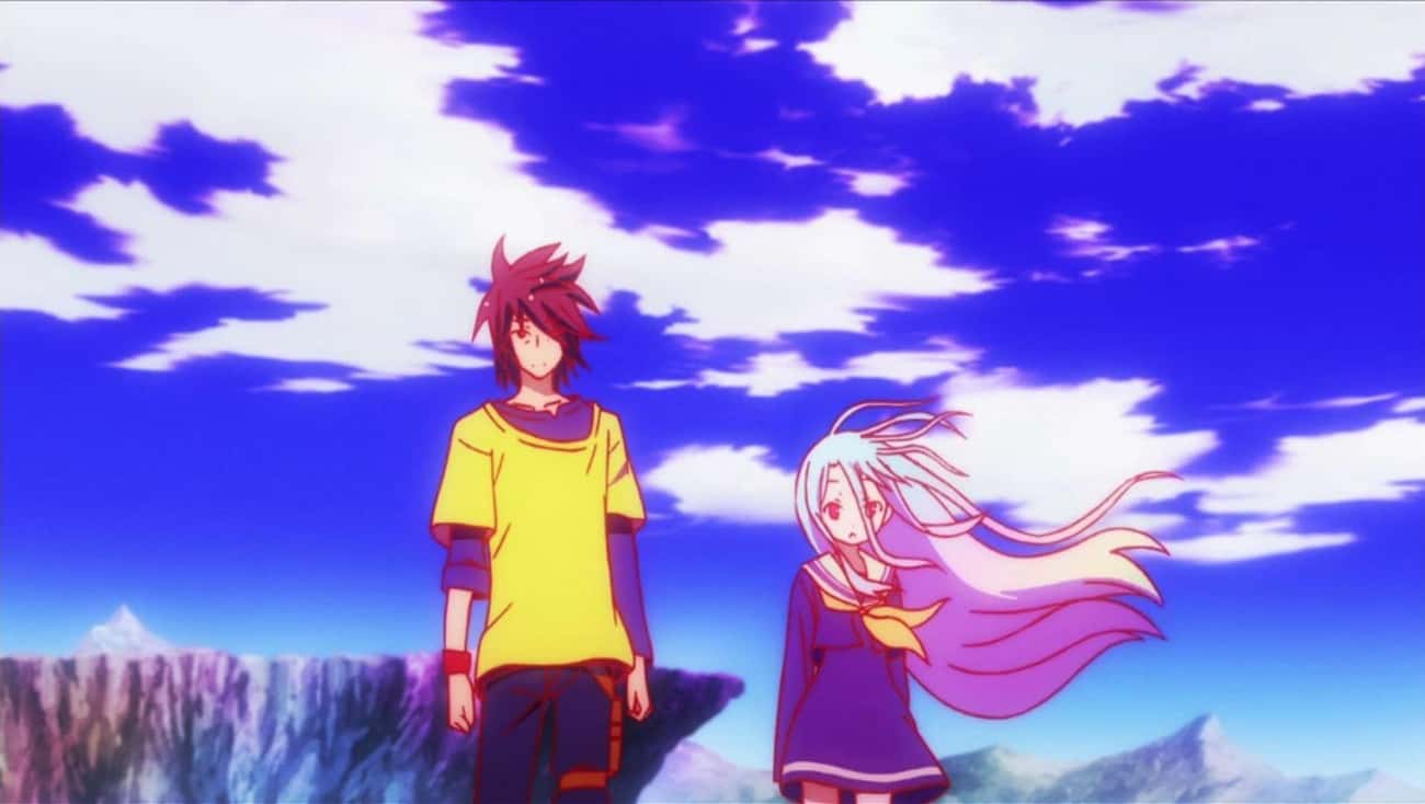 No Game No Life is listed (or ranked) 3 on the list The 13 Best Anime Like The Irregular At Magic High School