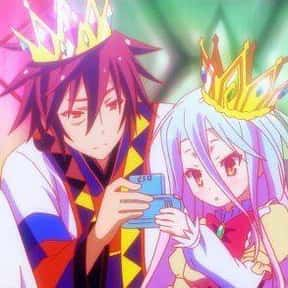 No Game No Life is listed (or ranked) 20 on the list The Funniest Anime Shows Ever Made