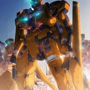 Aldnoah.Zero is listed (or ranked) 18 on the list The Best Anime Like Guilty Crown