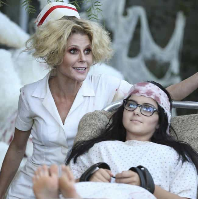 Halloween 3: AwesomeLand... is listed (or ranked) 4 on the list The Best Halloween Episodes On Modern Family