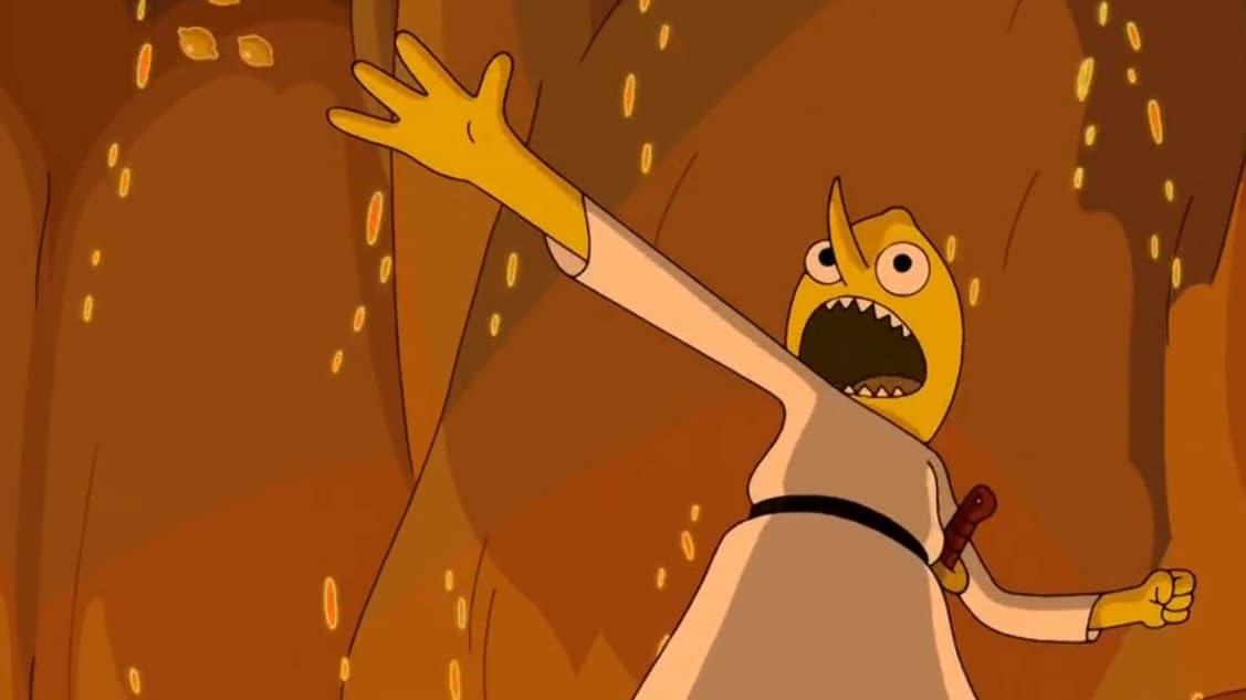 Random Best Lemongrab Episodes of 'Adventure Time'