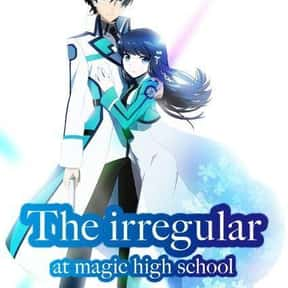 The Irregular At Magic High Sc is listed (or ranked) 20 on the list The Best Action Anime On Netflix