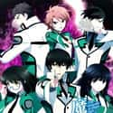 The Irregular at Magic High Sc... is listed (or ranked) 15 on the list The Best Anime Like Trinity Seven