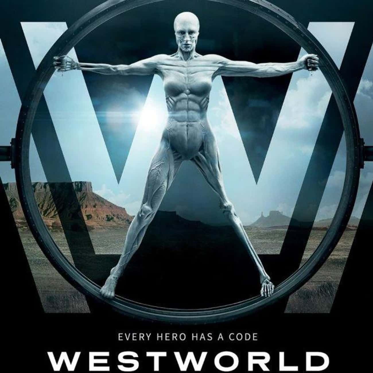 Westworld is listed (or ranked) 3 on the list What To Watch If You Love 'Fringe'