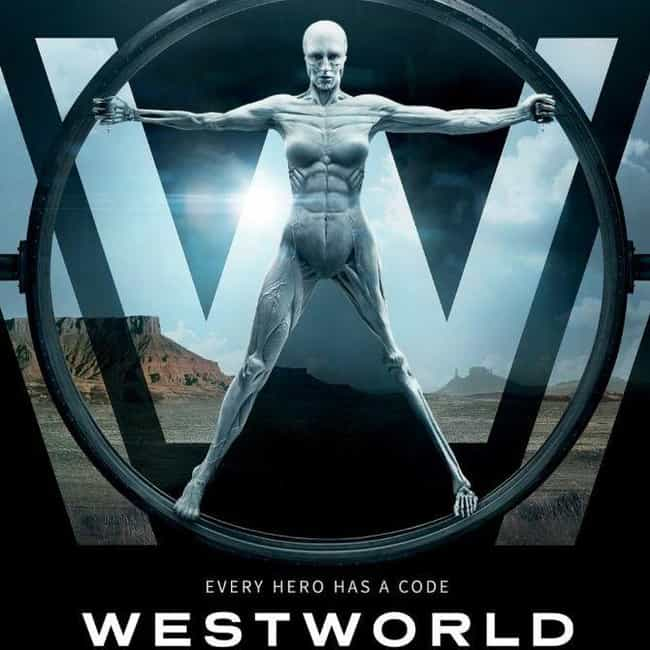 Westworld is listed (or ranked) 3 on the list Which Dystopian Show Is Most Predictive Of The Future Of The US?