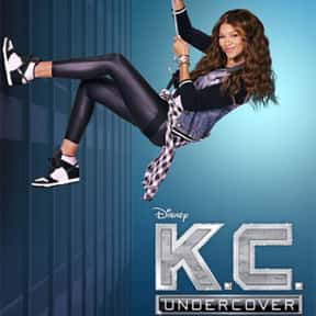 K.C. Undercover is listed (or ranked) 25 on the list The Best Teen Sitcoms of All Time