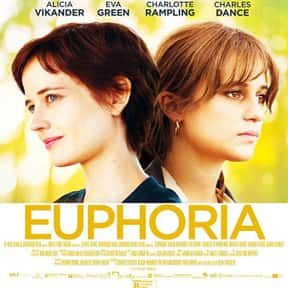 Euphoria is listed (or ranked) 13 on the list The Best Alicia Vikander Movies