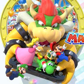 Mario Party 10 is listed (or ranked) 11 on the list The Most Popular Wii U Games Right Now