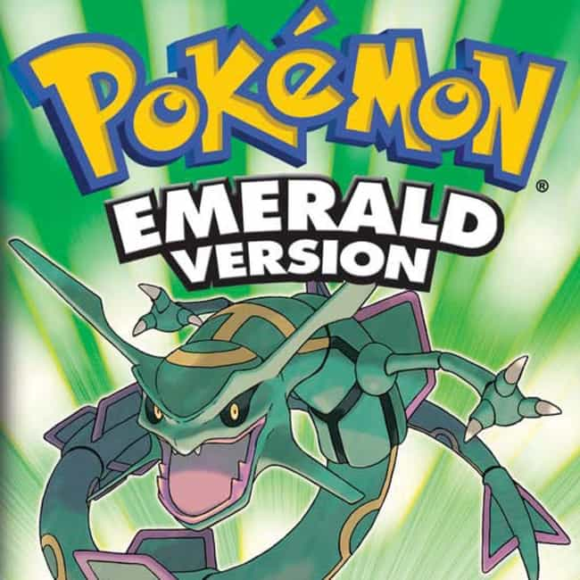 Pokémon Emerald is listed (or ranked) 3 on the list The Best Pokémon Game Boy Games, Ranked