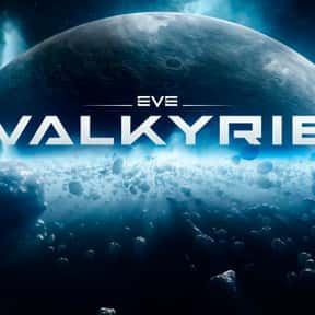 Eve: Valkyrie is listed (or ranked) 19 on the list The Best PlayStation 4 Simulation Games