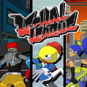 Lethal League is listed (or ranked) 21 on the list The All-Time Best PC Arcade Games On Steam