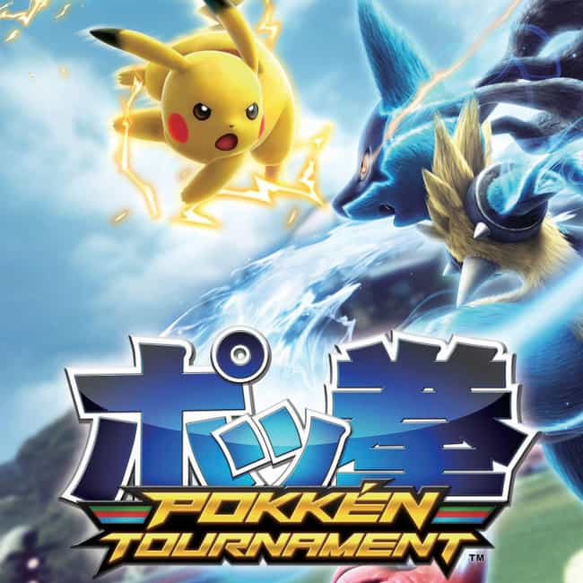 Pokkén Tournament... is listed (or ranked) 4 on the list The Best Pokémon Console Games, Ranked