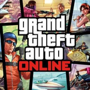 Grand Theft Auto Online is listed (or ranked) 1 on the list The Best PlayStation 4 Multiplayer Games