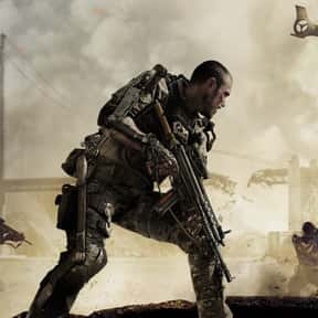 Call of Duty: Advanced Warfare is listed (or ranked) 17 on the list Video Games All Basic Bros Love