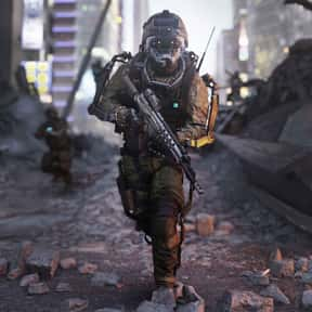 Call of Duty: Advanced Warfare is listed (or ranked) 13 on the list The Best Games to Stream on Twitch