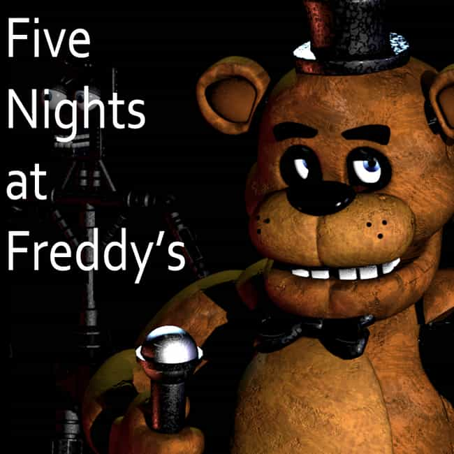 Five Nights at Freddy's is listed (or ranked) 2 on the list The Best Five Nights at Freddy's Games