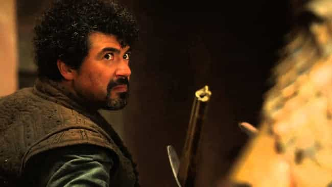 Syrio Forel is listed (or ranked) 2 on the list The Most Memorable Last Words of Game of Thrones Characters