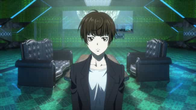 Akane Tsunemori is listed (or ranked) 2 on the list The 20 Best Aries Anime Characters Born March 21 - April 19