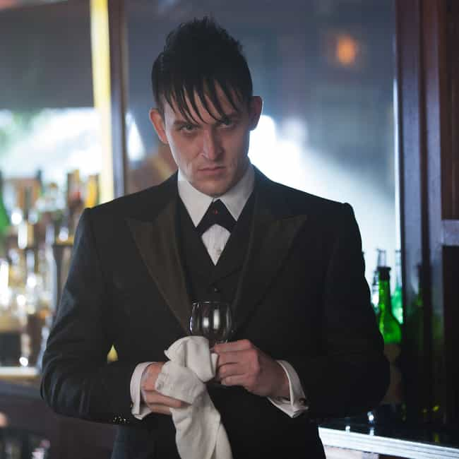 Oswald Cobblepot is listed (or ranked) 3 on the list Current TV Characters We Love to Hate