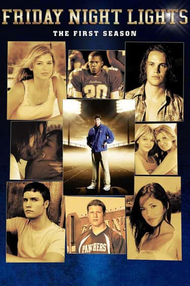 Friday Night Lights - Season 1 is listed (or ranked) 1 on the list The Best Seasons of 'Friday Night Lights'