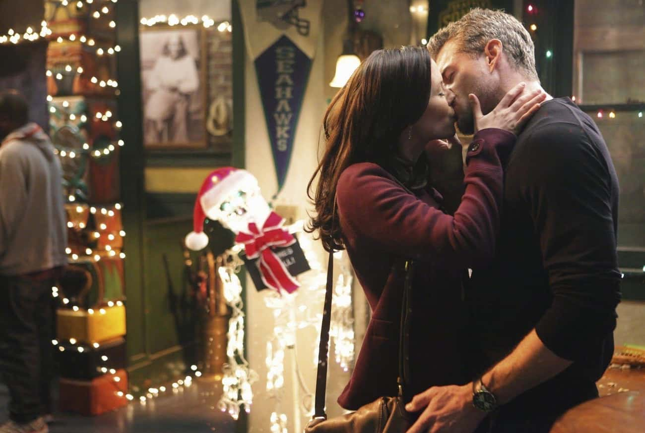 Mark And Lexie From Grey's Anatomy