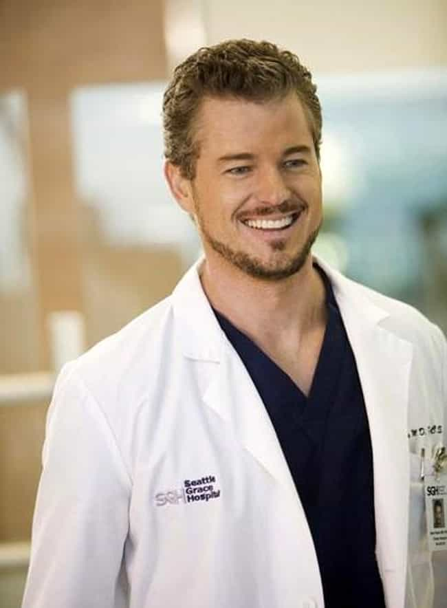Mark Sloan is listed (or ranked) 1 on the list The TV Show Dads You'd Most Want To Bang