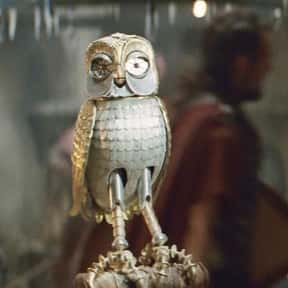 Bubo is listed (or ranked) 18 on the list The Cutest Robots In Movies And TV, Ranked