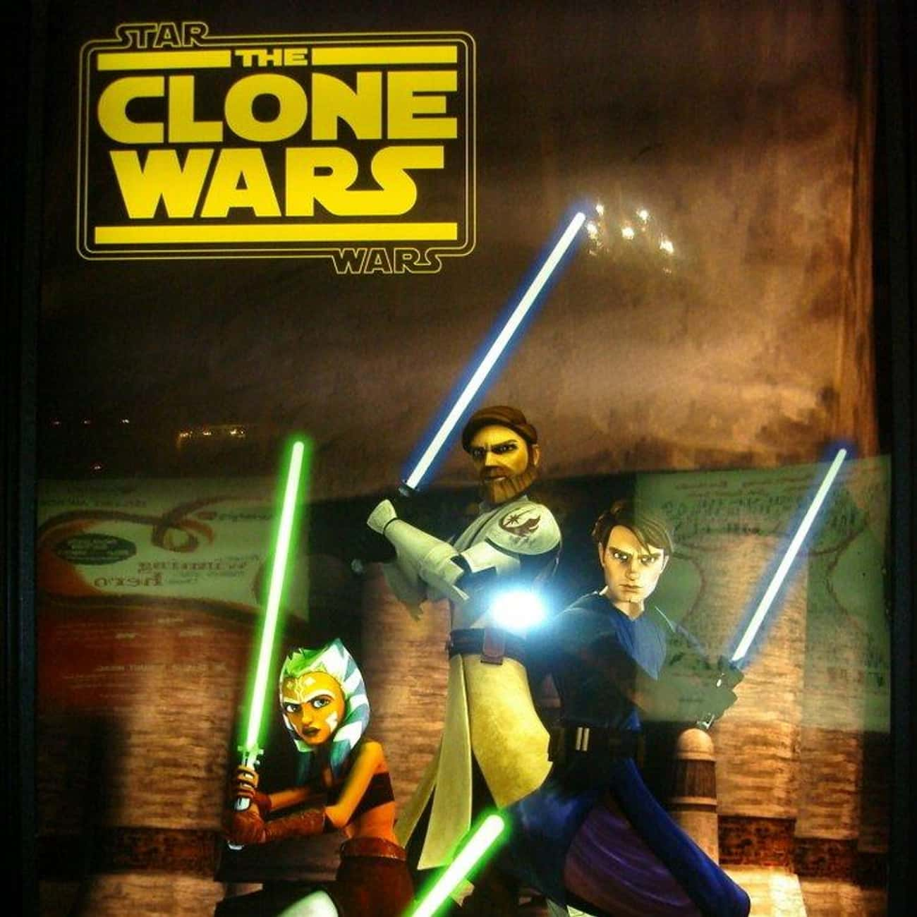 Star Wars: The Clone Wars is listed (or ranked) 1 on the list What To Watch If You Love 'The Mandalorian'