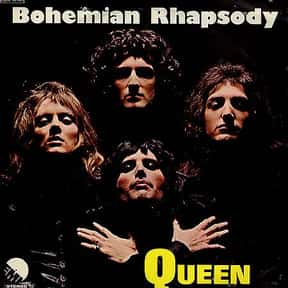 Bohemian Rhapsody is listed (or ranked) 4 on the list The Best Ballads of the 70s