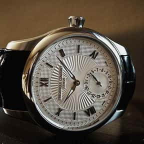 Frederique Constant is listed (or ranked) 16 on the list The Best Watch Brands