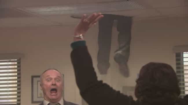 Product Recall is listed (or ranked) 3 on the list The Best Creed Episodes of 'The Office'