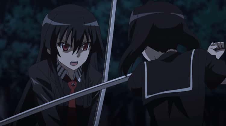 Akame Vs. Kurome - 'Akame Ga Kill!'