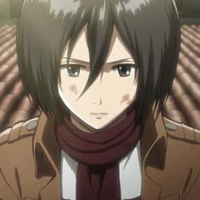 Mikasa Ackerman is listed (or ranked) 9 on the list The Best Anime Characters With Black Hair