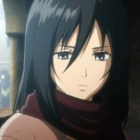 Mikasa Ackerman is listed (or ranked) 19 on the list The Most Attractive Anime Girls of All Time