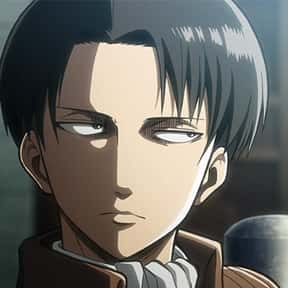 Levi Ackerman is listed (or ranked) 1 on the list The Best Attack on Titan Characters