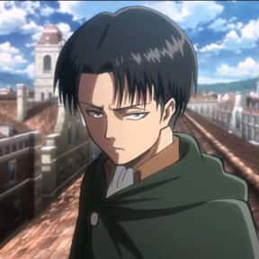 Levi Ackerman is listed (or ranked) 2 on the list The Best Short Anime Characters of All Time