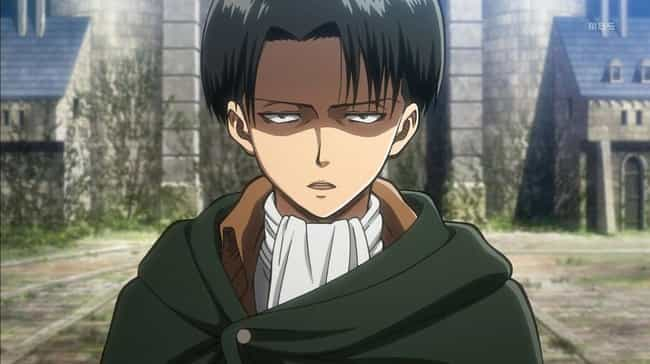 Levi Ackerman is listed (or ranked) 3 on the list Anime Characters Who Are Morally Ambiguous