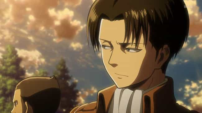 Levi Ackerman is listed (or ranked) 3 on the list Who Would Your Anime Sensei Be According To Your Zodiac Sign?