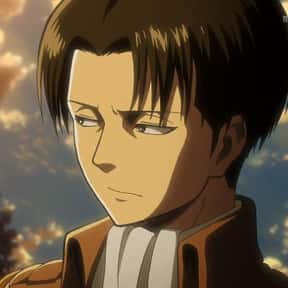 Levi Ackerman is listed (or ranked) 1 on the list Male Anime Characters You'd Want As Your Husband
