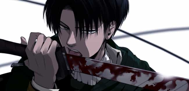 Levi Ackerman Is Listed Or Ranked 1 On The List Most Hardcore Male