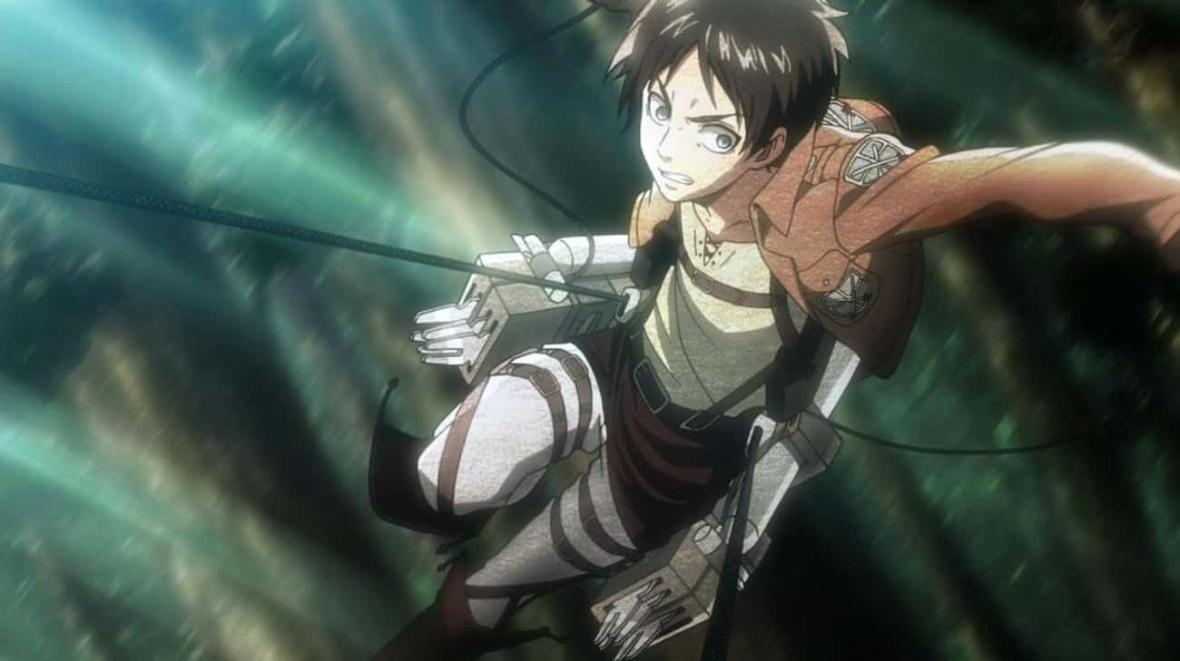 Aries (March 21 - April 19): Eren Jaeger