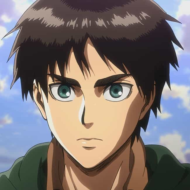 Eren Jaeger is listed (or ranked) 1 on the list Which Shonen Protagonist Are You Based On Your Zodiac Sign?