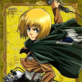 Armin Arlelt is listed (or ranked) 7 on the list The Nerdiest Anime Characters of All Time