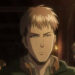 Jean Kirstein is listed (or ranked) 8 on the list The Best Attack on Titan Characters